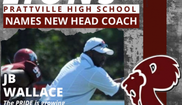 Prattville High School Hires JB Wallace as Head Football Coach