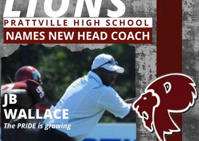 Prattville High School Hires JB Wallace as Head Football Coach