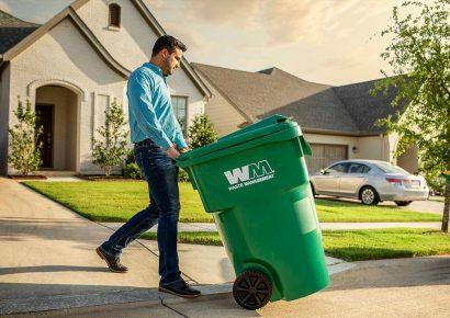 Waste Management Service Alert