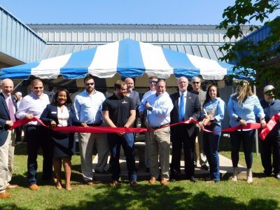 UnicusID starting production in Tallassee; Ribbon Cutting Attended by Area Officials