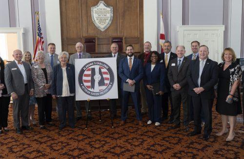 Governor Kay Ivey, State Legislators Align for New Veterans Suicide Prevention Initiative