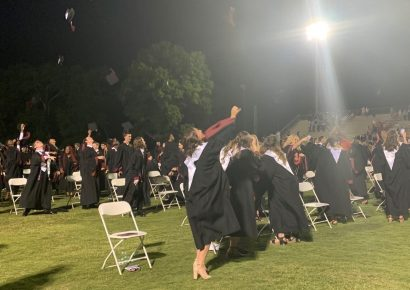 A Year Like No Other: SEHS Seniors Graduate on  Home Turf