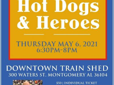 'That's My Child' to Host Hot Dogs and Heroes Fundraiser May 6 in Montgomery